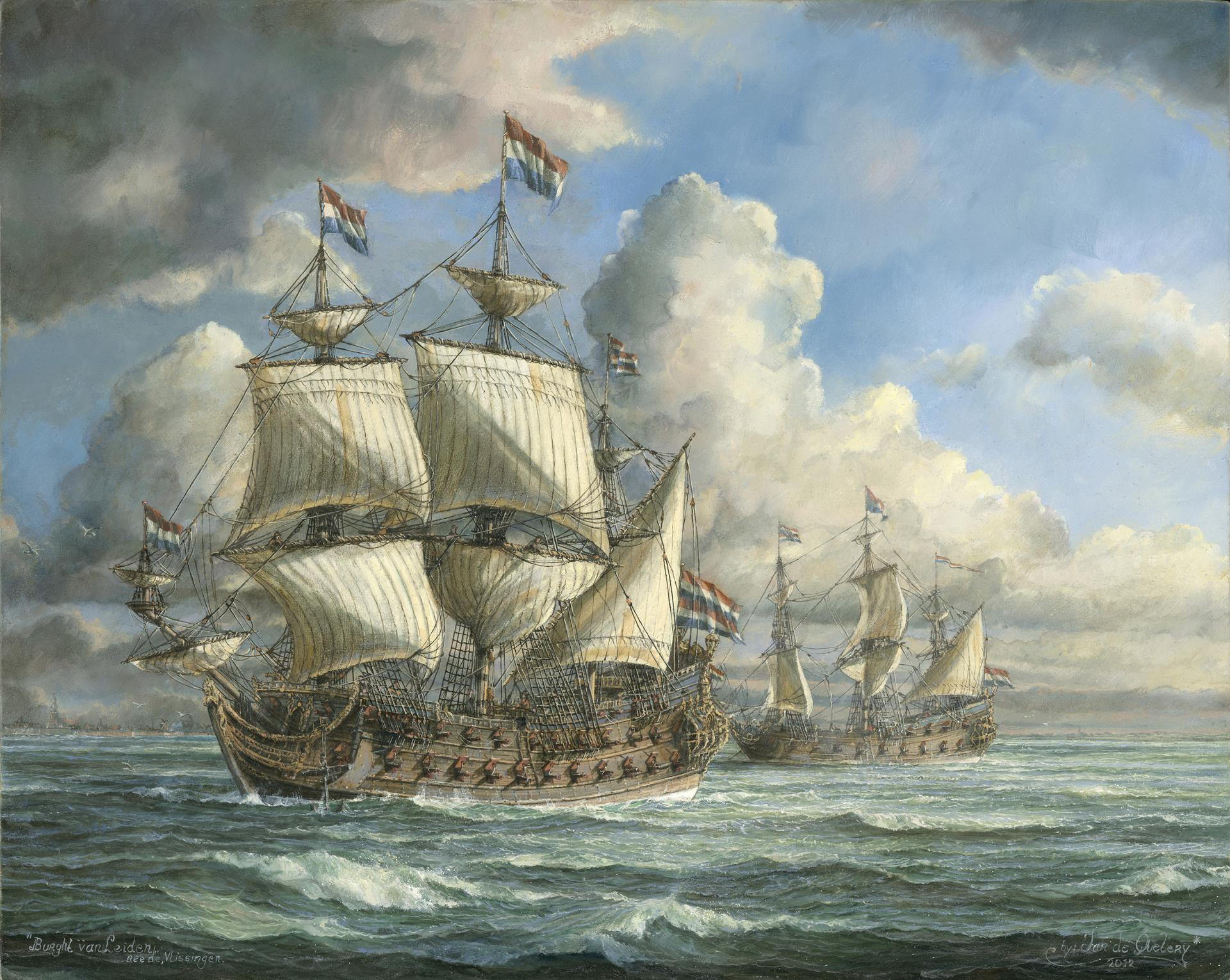 De Burcht van Leiden
